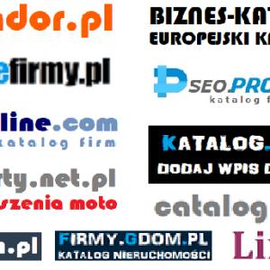 katalogi stron i firm